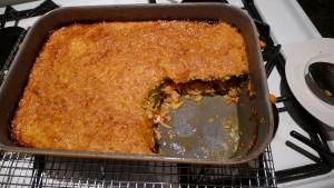 Cuban chicken casserole1