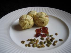 Pumpkin & Acorn Squash Gelato