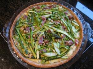 asparagus tart2