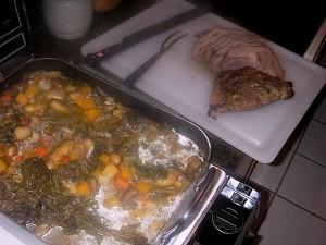brisket dinner2
