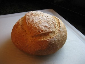 eight grain boule 1