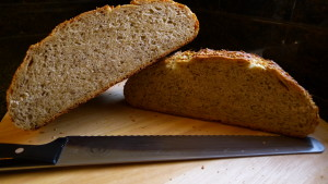 sourdough boule with sesame seeds2